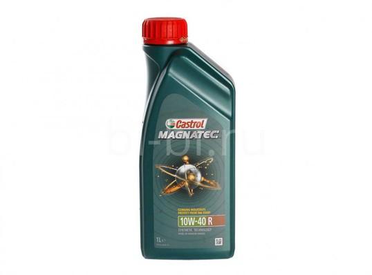 МАСЛО GTX MAGNATEC A3/B4 10W40 1Л П/СИНТ (Castrol)